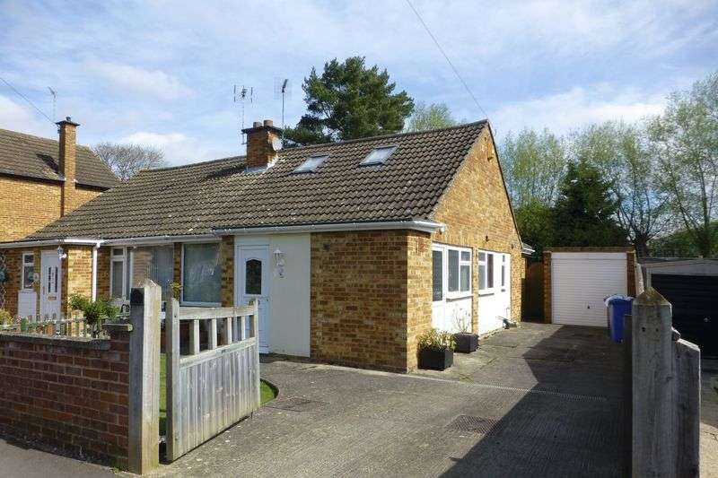 3 Bedrooms Semi Detached Bungalow for sale in 22 Fallowfields, Bicester