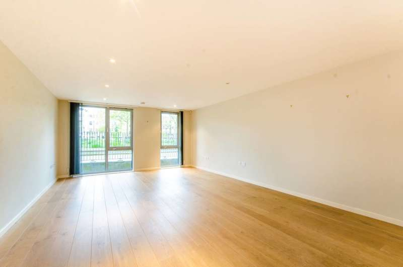 2 Bedrooms Flat for sale in Blackthorn Avenue, Islington, N7