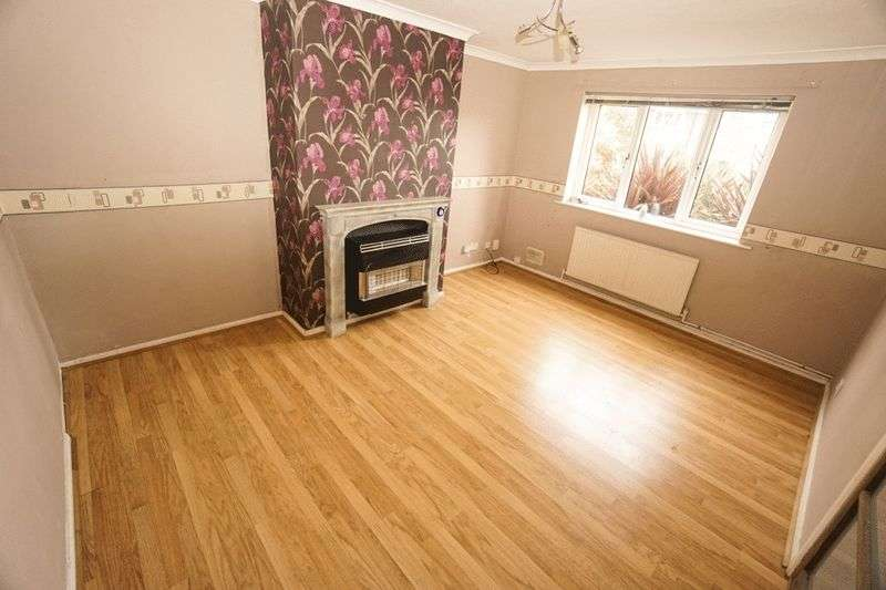 2 Bedrooms Semi Detached House for sale in Inverness Close, Aspull