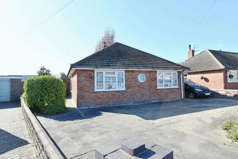 2 Bedrooms Bungalow for sale in Ship Road, Pakefield, Lowestoft