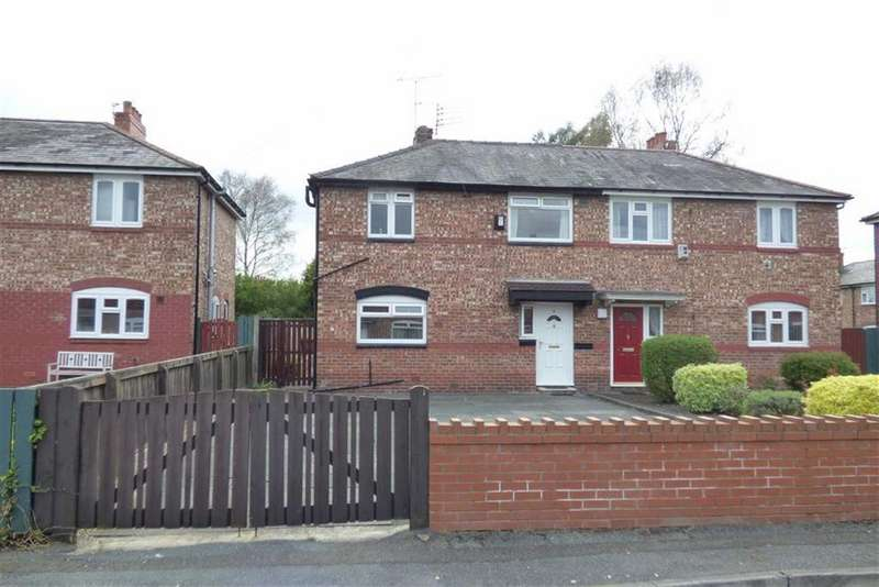 4 Bedrooms Semi Detached House for sale in Handley Avenue, Fallowfield, Manchester, M14
