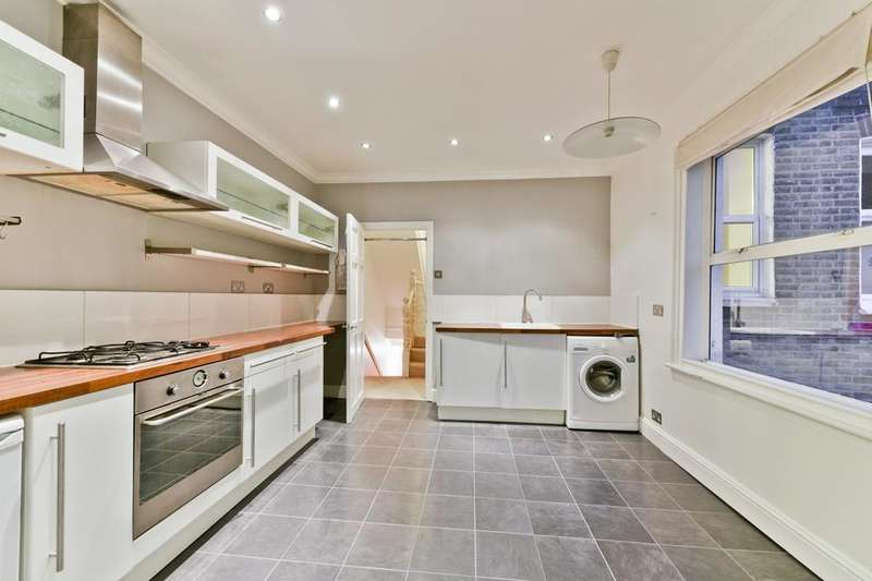 3 Bedrooms Flat for sale in Bruce Road, Mitcham CR4