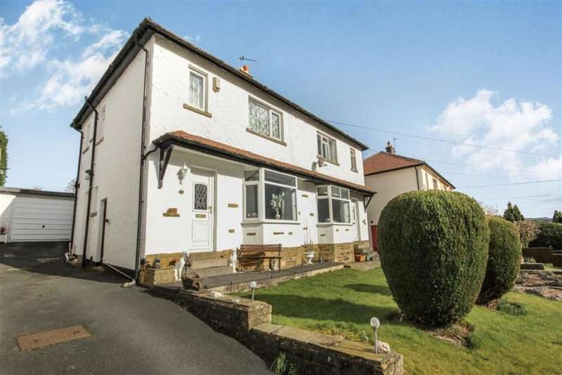3 Bedrooms Semi Detached House for sale in Southlands Road, Riddlesden,