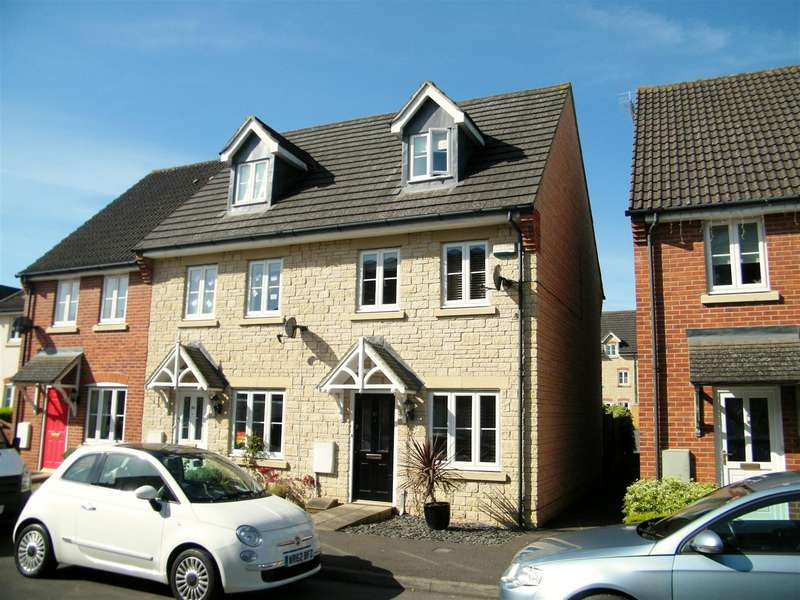 3 Bedrooms House for sale in King Edward Close, Calne