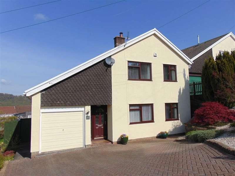4 Bedrooms Property for sale in Hilltop Crescent, Pontypridd
