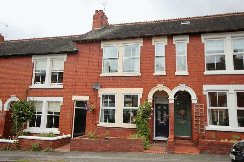 3 Bedrooms Terraced House for sale in Berkeley Street, Stone