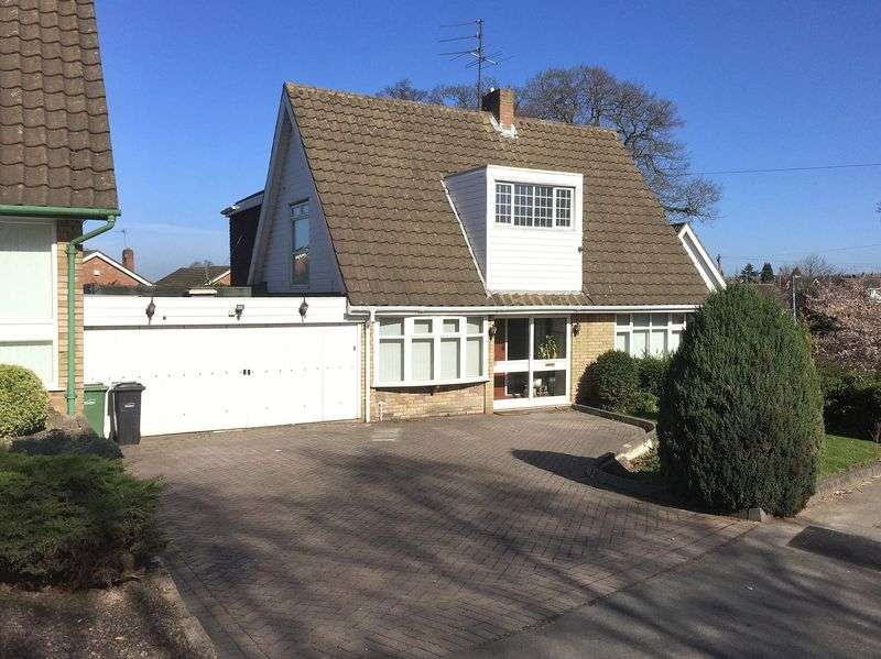 5 Bedrooms Detached House for sale in Buckingham Grove, Kingswinford