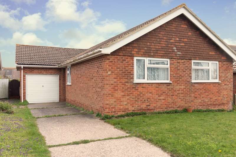 3 Bedrooms Bungalow for sale in Venture Close, Bexhill-on-Sea, East Sussex, TN40