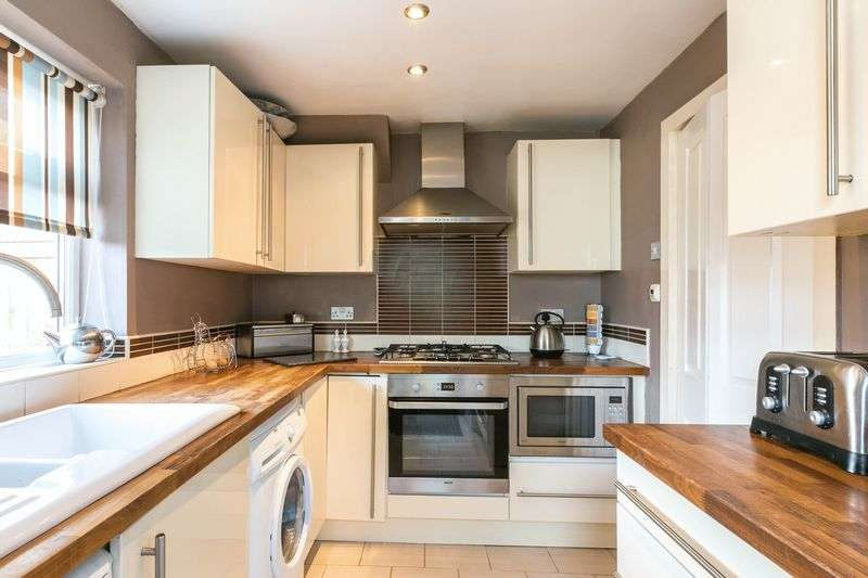 4 Bedrooms Semi Detached House for sale in Monmouth Crescent, Ashton-in-Makerfield, WN4 9JD