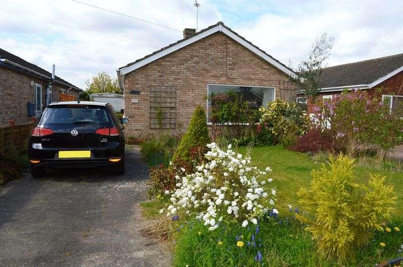 2 Bedrooms Detached Bungalow for sale in Merleswen, Dunholme
