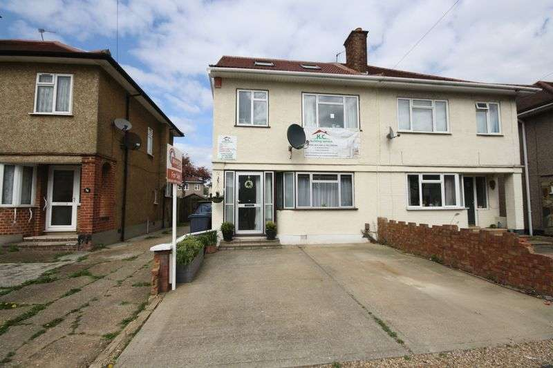 6 Bedrooms Semi Detached House for sale in Kingshill Avenue, Northolt