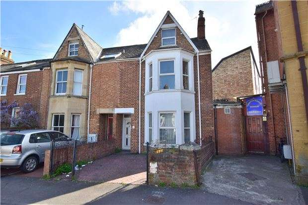 3 Bedrooms Semi Detached House for sale in Tyndale Road, Oxford, OX4 1JL