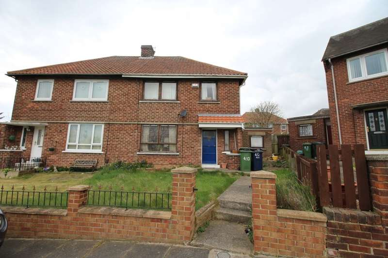 3 Bedrooms Semi Detached House for sale in Parkhead Gardens, Winlaton, Blaydon-On-Tyne, NE21