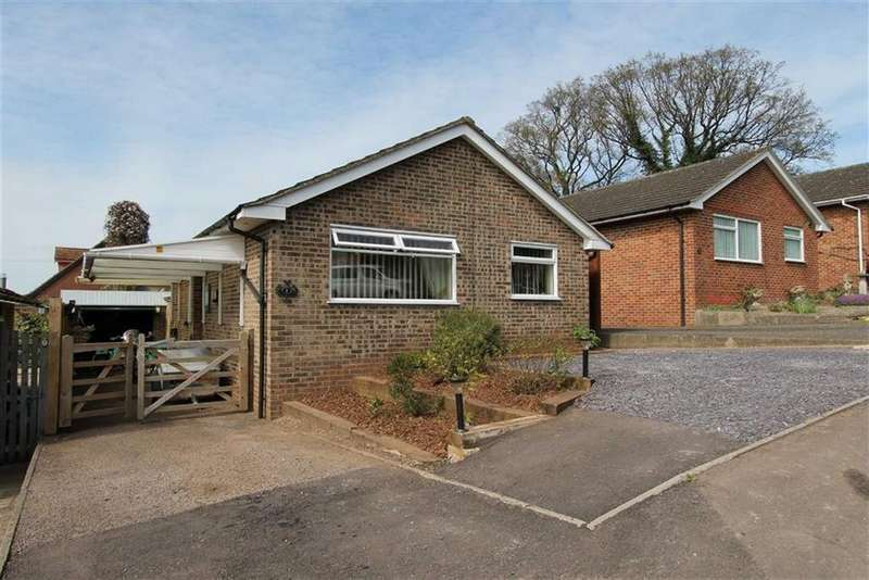 2 Bedrooms Detached Bungalow for sale in Greytree, Ross-on-Wye