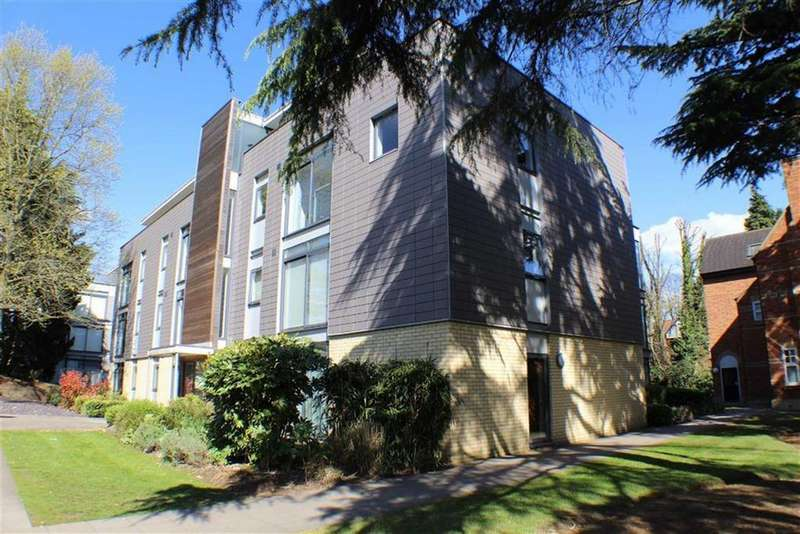 2 Bedrooms Flat for sale in Scholars Court, St Albans, Hertfordshire