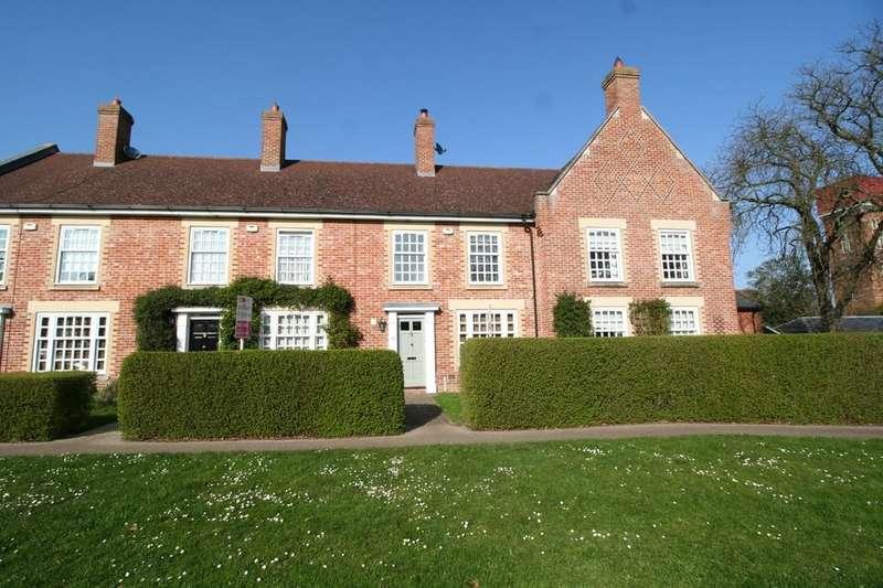 3 Bedrooms Terraced House for sale in Melton, Nr Woodbridge, Suffolk