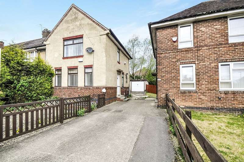 3 Bedrooms Property for sale in Wordsworth Avenue, Sheffield, S5