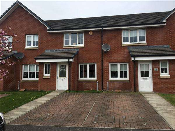 2 Bedrooms Terraced House for sale in Rigby Crecent, Glasgow
