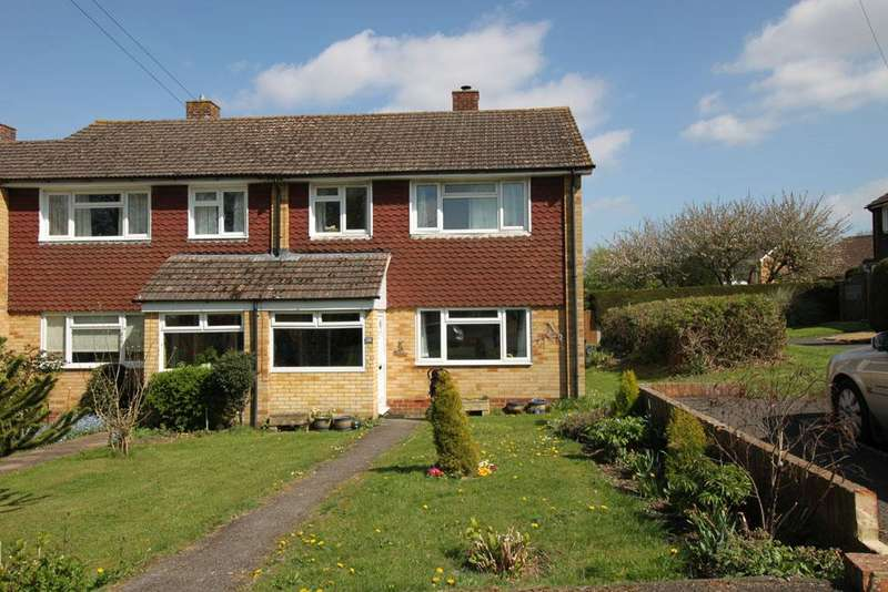 3 Bedrooms End Of Terrace House for sale in Woodlands, overton rg25