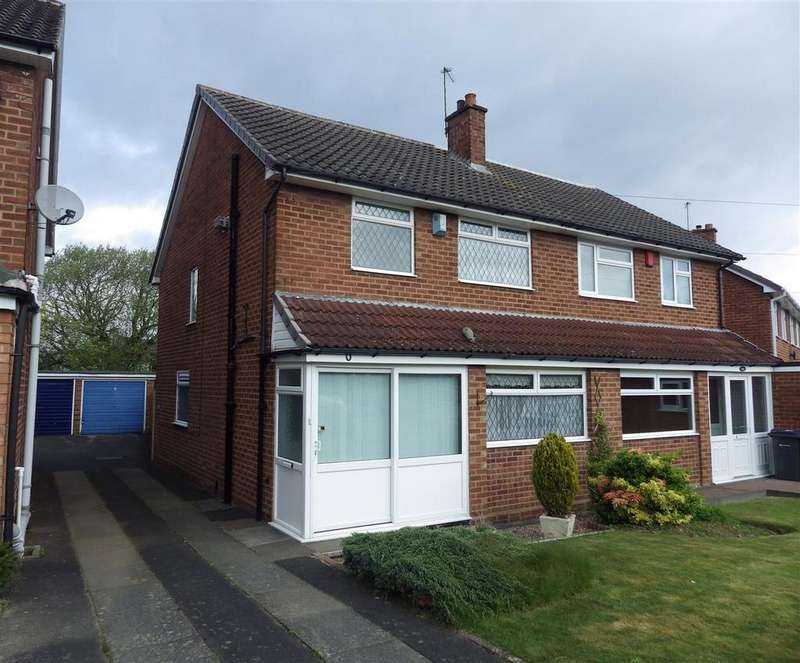 3 Bedrooms Semi Detached House for sale in Eves Croft, Birmingham