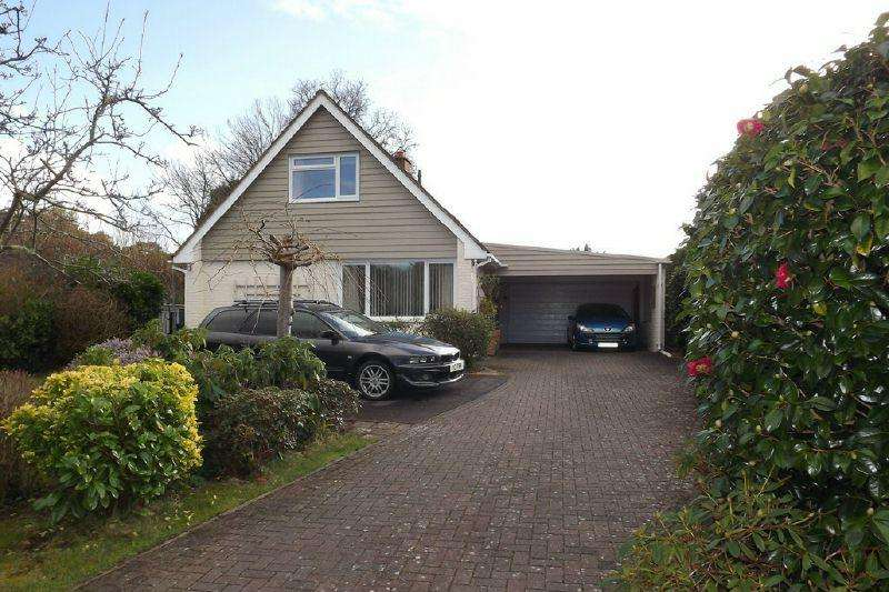 3 Bedrooms Detached Bungalow for sale in ASHLEY BRAKE, WEST HILL