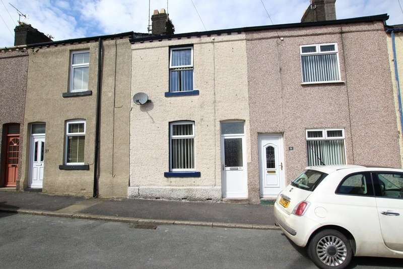 3 Bedrooms Terraced House for sale in 29 Tower Street, Ulverston