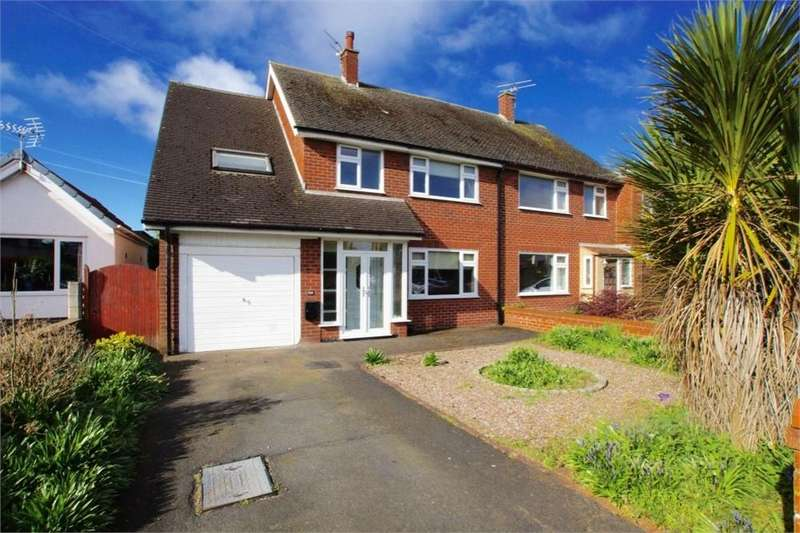 5 Bedrooms Semi Detached House for sale in Haymarket, St. Annes, Lancashire