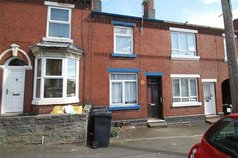 2 Bedrooms Terraced House for sale in Victoria Road, Quarry Bank, BRIERLEY HILL, West Midlands