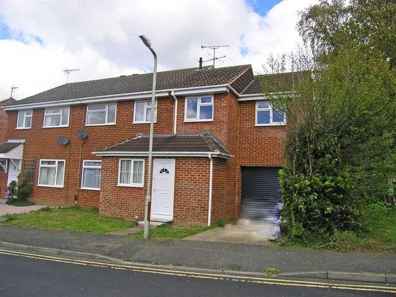 5 Bedrooms Semi Detached House for sale in Luckhurst Road, Willesborough, Kent