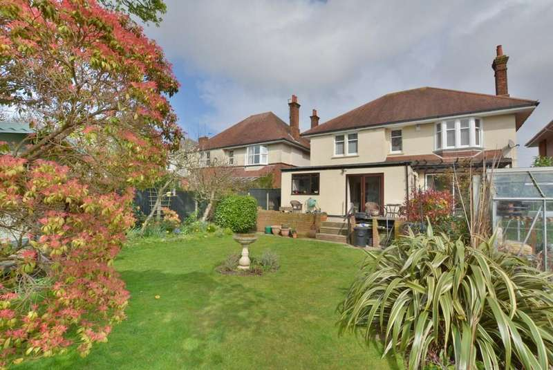 5 Bedrooms Detached House for sale in Lowther Road, BOURNEMOUTH