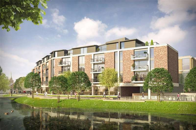 2 Bedrooms Flat for sale in Mill Stream House, Westgate, Oxford, OX1