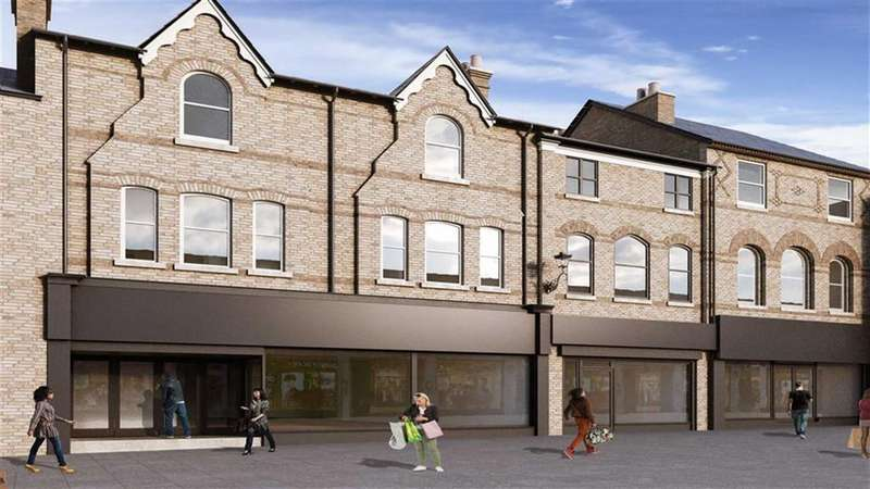 2 Bedrooms Apartment Flat for sale in 1A The Causeway, Altrincham, Cheshire, WA14
