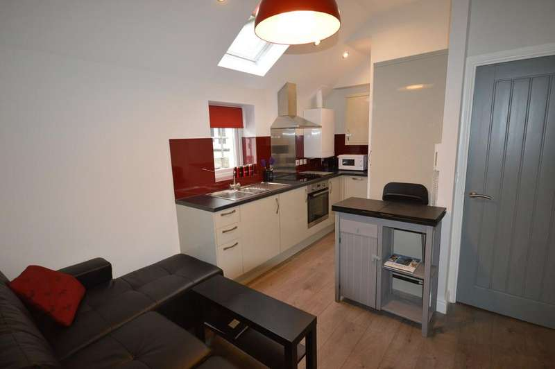 1 Bedroom Flat for rent in 283 Albany Road, , Roath