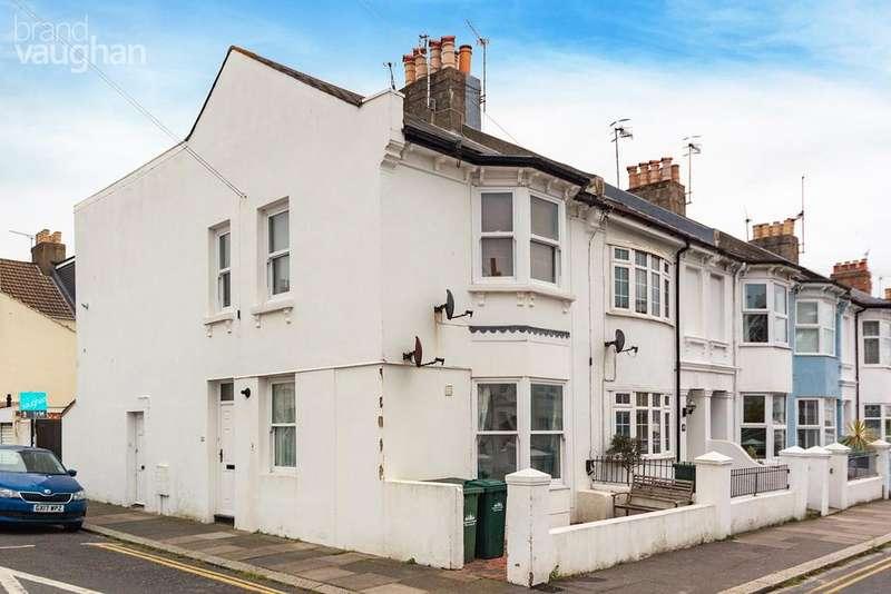 2 Bedrooms Flat for sale in Coleridge Street, Hove, BN3