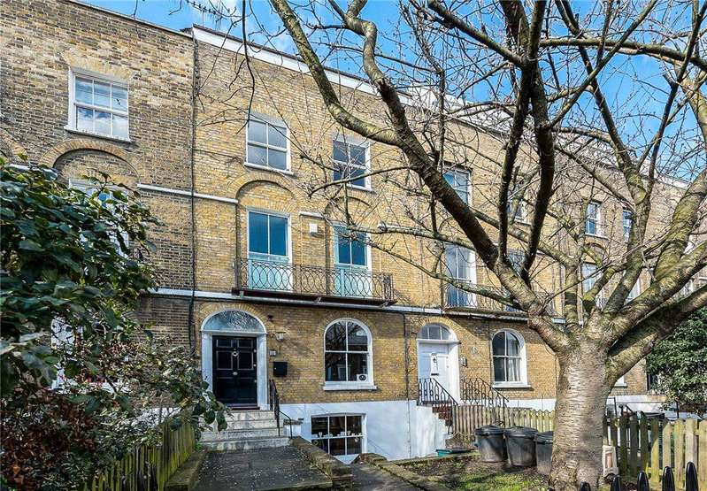 4 Bedrooms Terraced House for sale in Liverpool Road, Barnsbury, London, N1