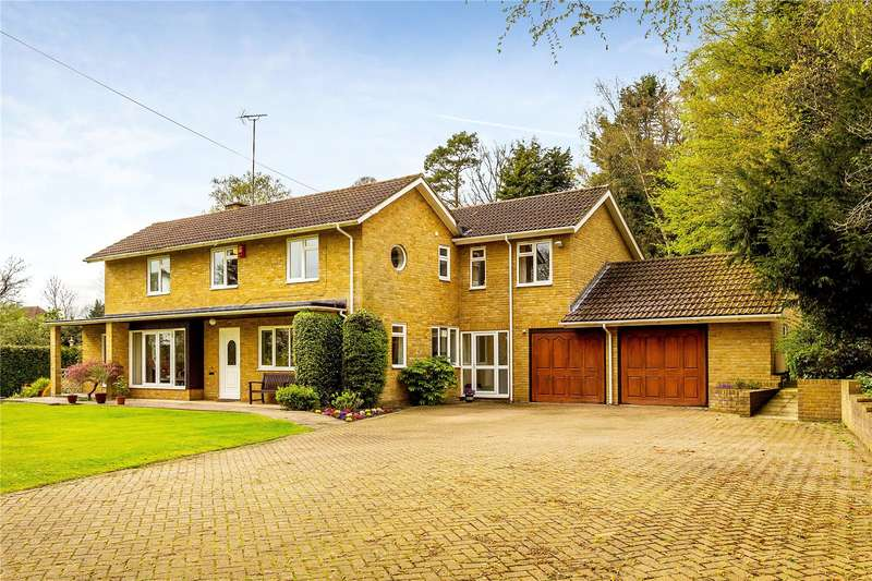 5 Bedrooms Detached House for sale in Alders Road, Reigate, Surrey, RH2