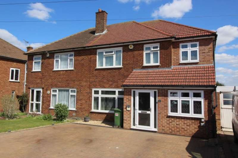 5 Bedrooms Semi Detached House for sale in Swanton Road, Erith, DA8
