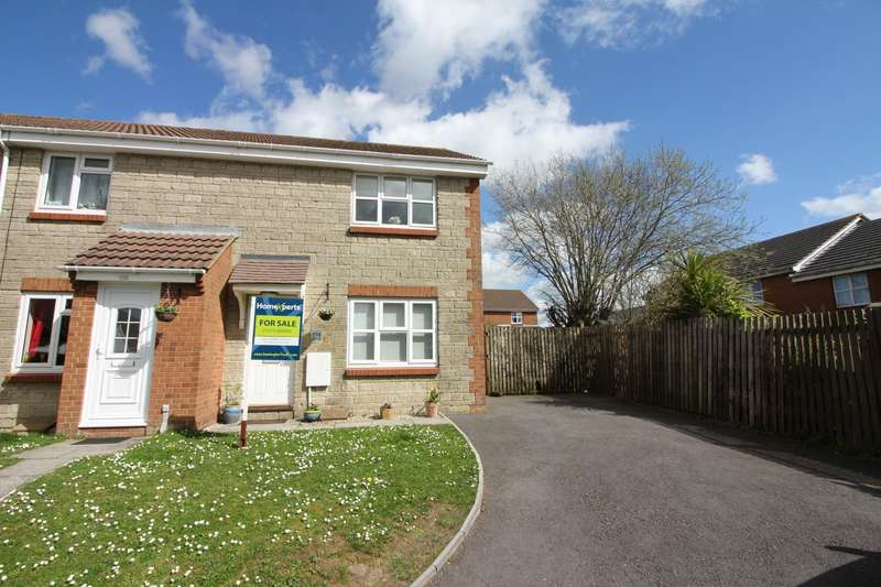 3 Bedrooms End Of Terrace House for sale in Badger Rise, Portishead, BS20
