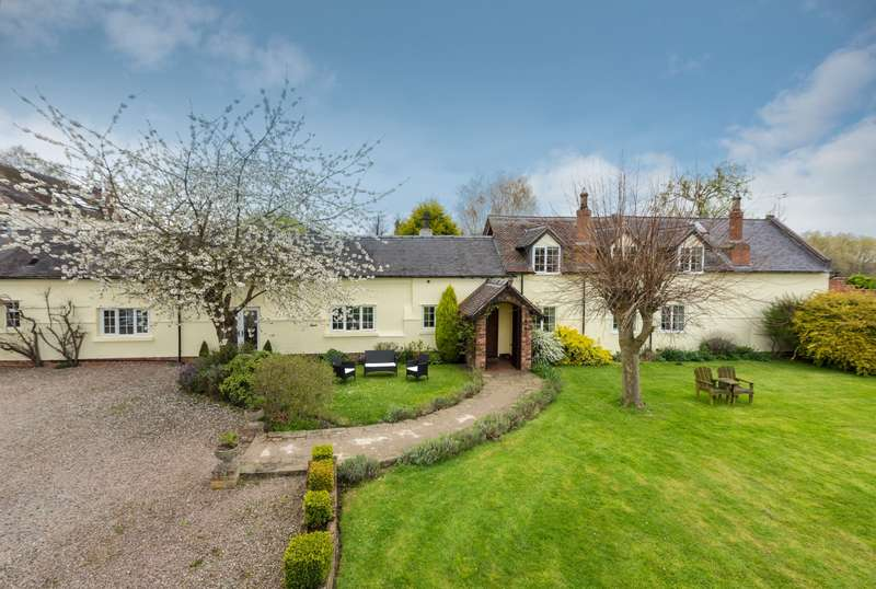 5 Bedrooms House for sale in 5 bedroom House Link Detached in Calveley