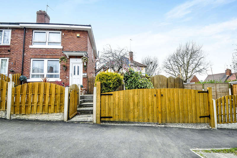 2 Bedrooms Property for sale in Southey Close, Sheffield, S5