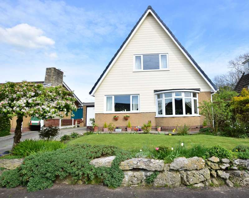 3 Bedrooms Detached House for sale in Woodlands Drive, Warton