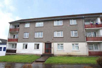 2 Bedrooms Flat for sale in Bosfield Road, West Mains