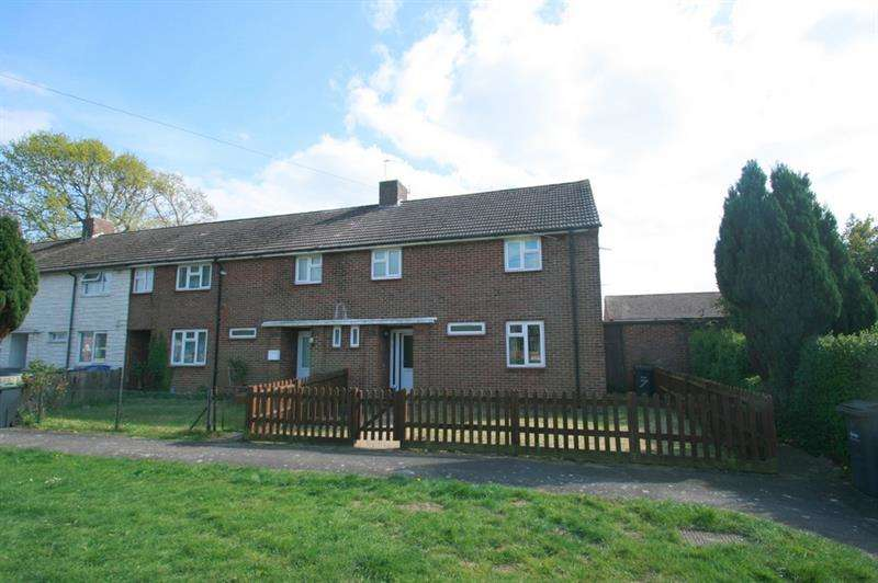 3 Bedrooms End Of Terrace House for sale in Warnford Crescent, Havant