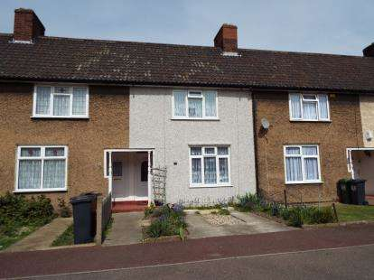 2 Bedrooms Terraced House for sale in Dagenham, Essex, .