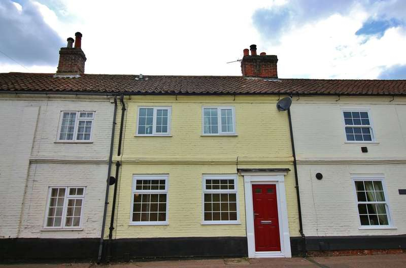 2 Bedrooms Terraced House for sale in Spixworth Road, Norwich