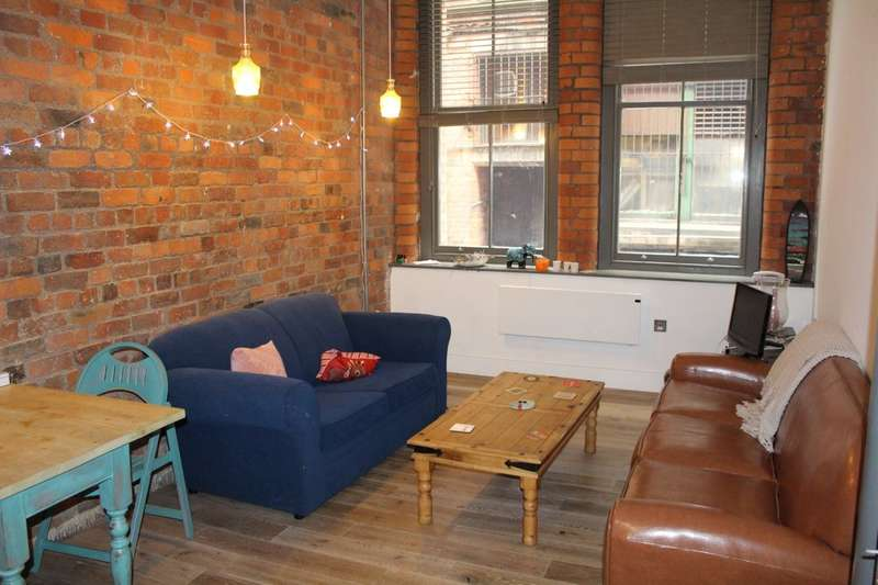 2 Bedrooms Flat for sale in Finlay's Warehouse, 56 Dale Street, Manchester