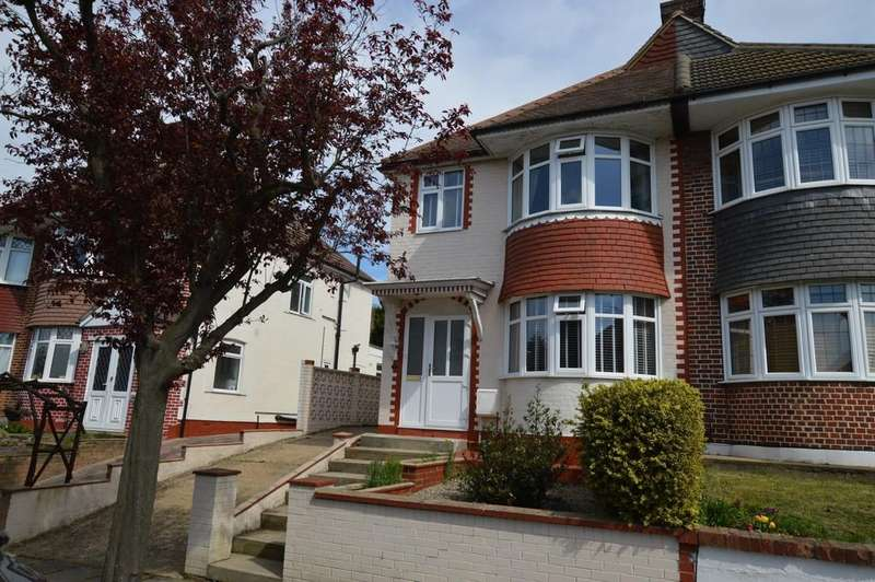 3 Bedrooms Semi Detached House for sale in Heatherbank, Eltham SE9