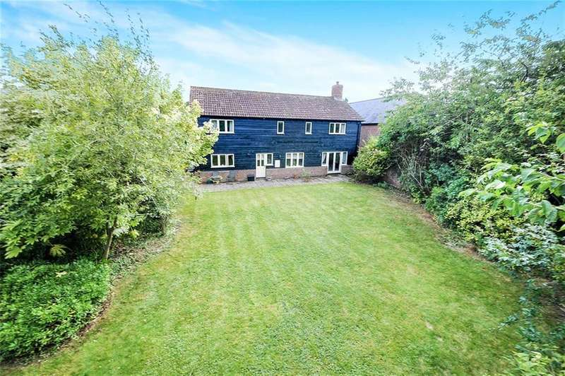 4 Bedrooms Detached House for sale in Oldbury Fields, Cherhill, Wiltshire