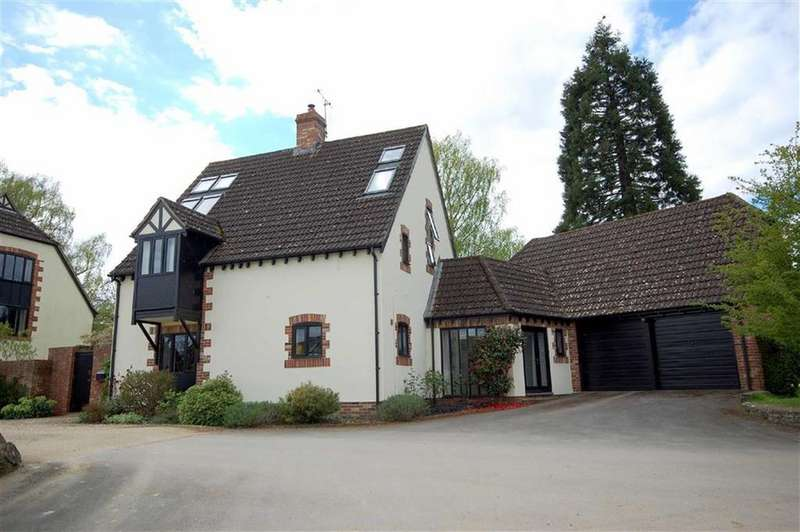5 Bedrooms Detached House for sale in Orchard Leigh, Off Park Lane, Great Somerford