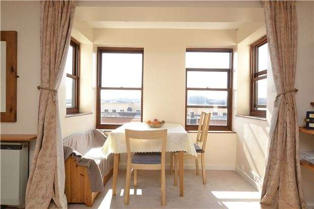 1 Bedroom Flat for sale in Jacobs Court, Queens Parade, BRISTOL, BS1 5US